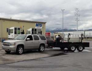 Truck Mounted or Trailer Mounted Pressure Washer