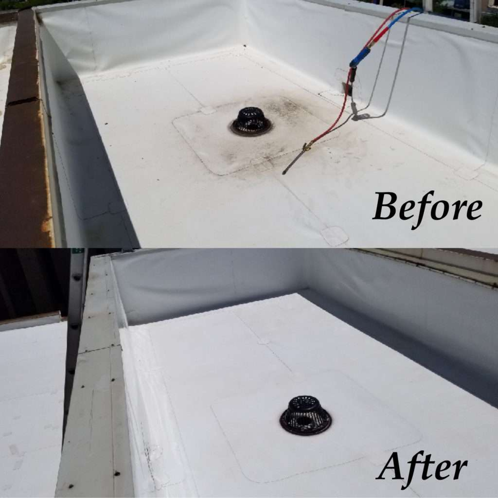 How to Wash a Roof